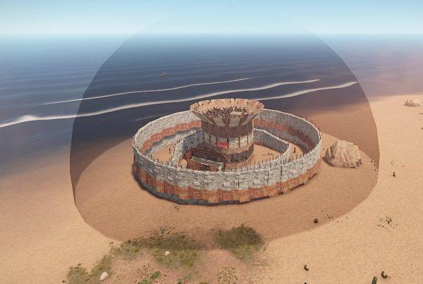 Rust raidable bases